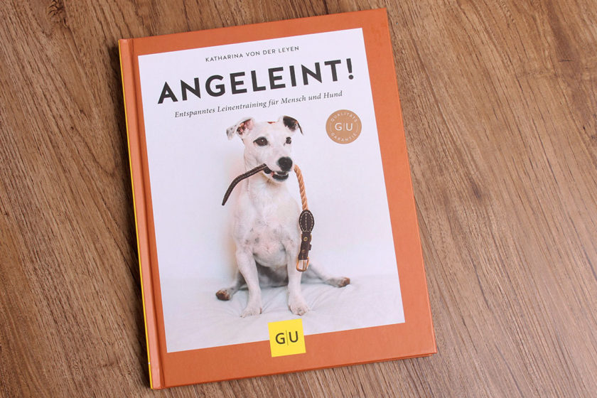 """Buchempfehlung: Angeleint! Entspanntes Leinentraining für Mensch und Hund<span class=""""badge-status"""" style=""""background:#"""">[Werbung]</span>"""